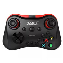 Bluetooth Gamepad inalámbrico Android Joystick VR controlador móvil Joypad para PUBG Smartphone Smart TV BOX PC inalámbrico controlador(China)