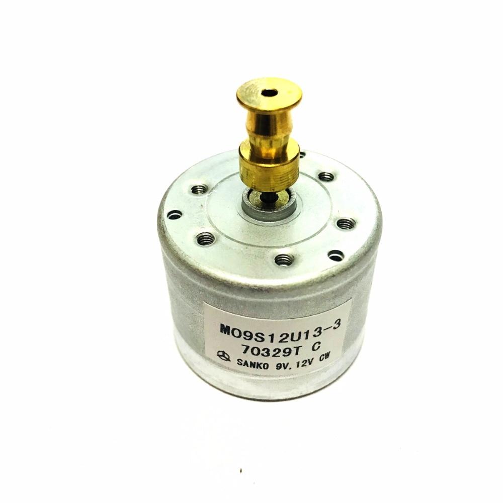 Original And Brand New 988511773 Motor Assy 1700694835 Motor MO9S12U13-E 7O329T.C 9V.12V CW MOTOR For PS-LZ300USB Mechanism
