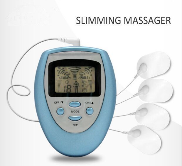 Health Care Electrical Stimulator Body Relax Therapy Massager Tens Acupuncture +1 Pair Tens Face Care Massager Gloves концентрат health