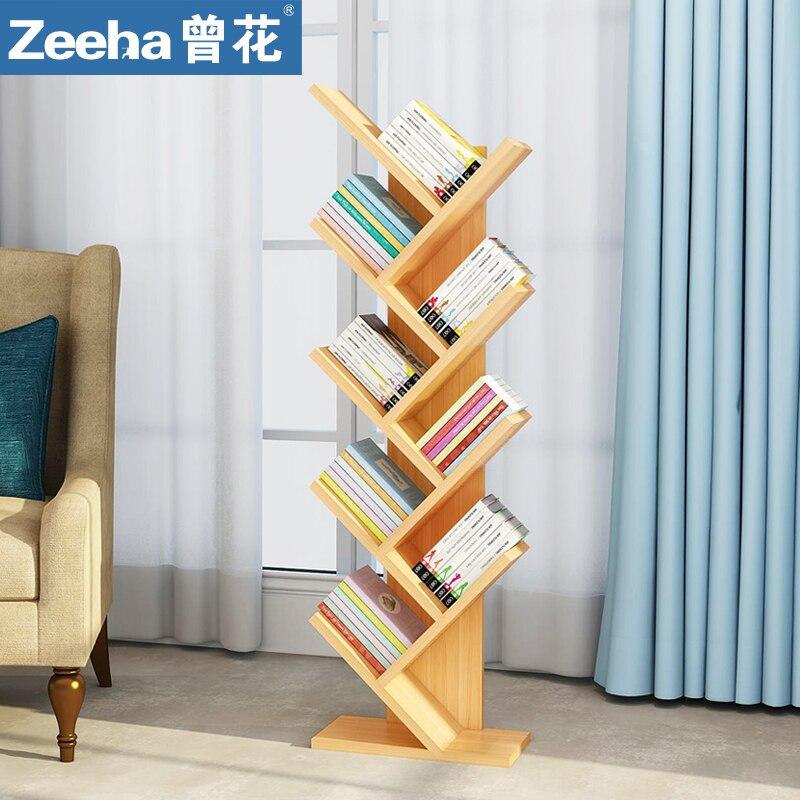 creatieve boekenplank boom type boekenplank boekenplank boekenkast eenvoudige landing moderne kinderen kleine plank plank in creatieve with kleine