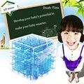 MLITDIS Mano Spinner Bloque de Juguetes Educativos Puzzle Cubo Mágico Cubo Mágico Puzzle Laberinto Juegos Educativos Inteligencia Juguete Del Cabrito Del Bebé