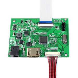 Image 4 - Hdmi Lcd Controller Board VS TYEDP V807 Werk Voor 10.1 Inch 1280X800 30pin Edp Lcd: TV101WXM NP1 NV101WXM N51 B101EAN01 8