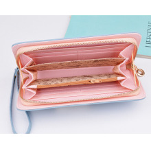 New Ladies Purse Female Leather Wallets