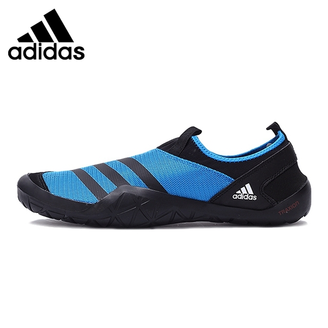 Original New Arrival Adidas Climacool JAWPAW SLIP ON Unisex Aqua Shoes  Outdoor Sports Sneakers