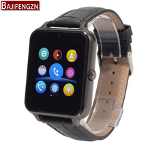 smart watch for android phone support Pedometer Twitter bluetooth reloj inteligente men women sport Watches Clock GT08 Q18 A1