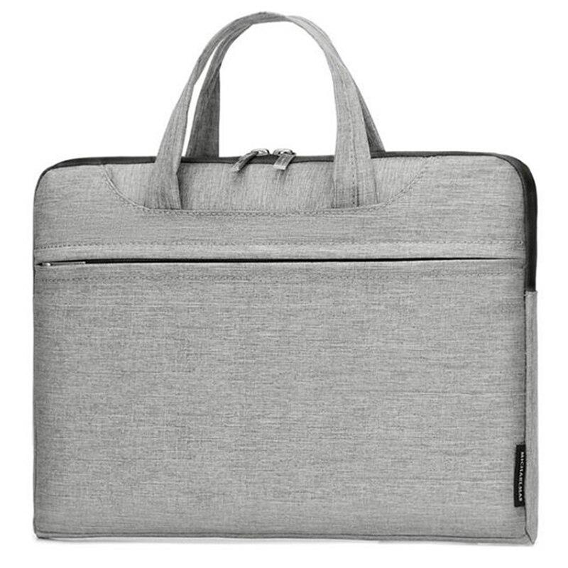 2018 Top Sell Vintage Women Briefcase Bag For Casual Nylon 15.6 Inch Laptop Bag Men Shoulder Bags Business Document Briefcase