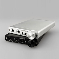 SUPERANDO NX3 Portátil Amplificador de Auriculares de ALTA FIDELIDAD de Audio Estéreo Amp Chip TPA6120A2 rango dinámico de 128 dB de ganancia y control de graves