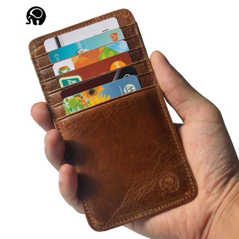 купить Freeshipping New Card Holder Wallet Leather Purse Multi-bit Passport Covers Cover Passport ID Credit Card Coin Holder ID Holders онлайн
