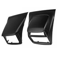 2 Din Radio Audio Fascia Fascias Panel Plate Frame DVD CD Dash Dashboard Cover For Mitsubishi Pajero Sport for Triton L200 2014