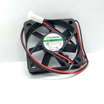 ME50101V1-0000-A99 DC 12V 1,32 W 5010 5CM 2-проводной Вентилятор охлаждения Maglev