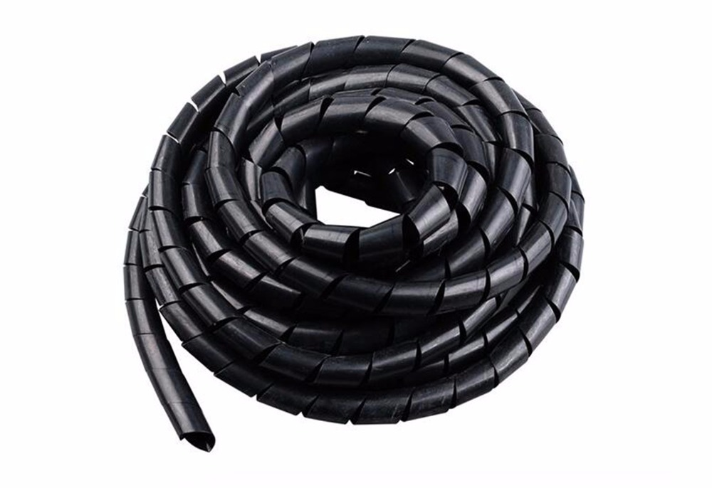 3/4/6/8/10/12/14mm Spiralkabel Wire Wrap Rohr Computer kabel Expert ...