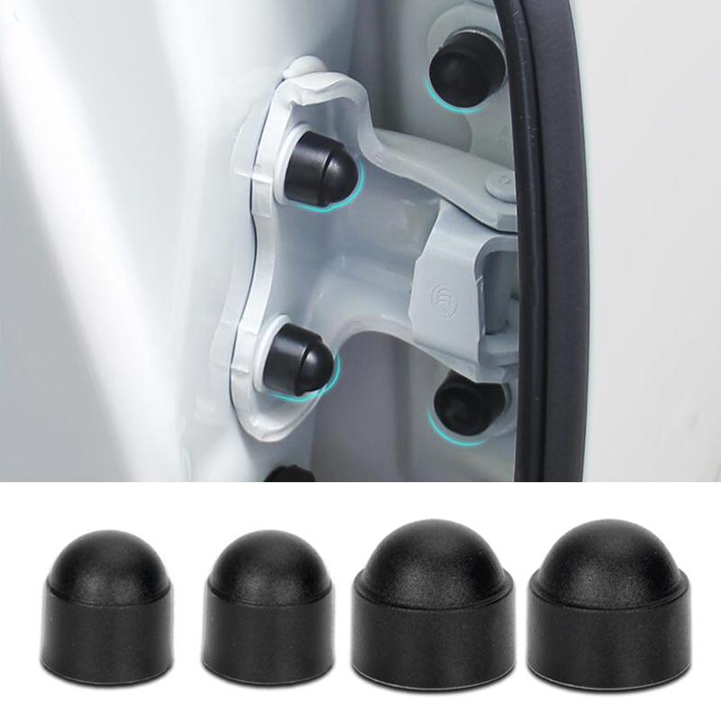 8PCS Car Interior Accessories AUniversal Auto Screw Protection Cap For Hyundai KIA Peugeot Chevrolet Mitsubishi Suzuki Styling