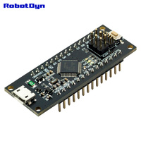 SAMD21 M0 Mini 32 Bit ARM Cortex M0 Core Pins Soldered Compatible With Arduino Zero Arduino
