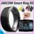 Jakcom rádio inteligente anel r3 venda quente em produtos eletrônicos de consumo como emisora manivela movido a energia solar rádio duche rádio fm