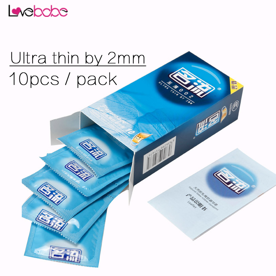 MingLiu Top Quality Sex Products 10 Pcs/Lot Hot Sale Of Delay Latex Condoms Adult Better Sex Toy Safer Contraception For Men