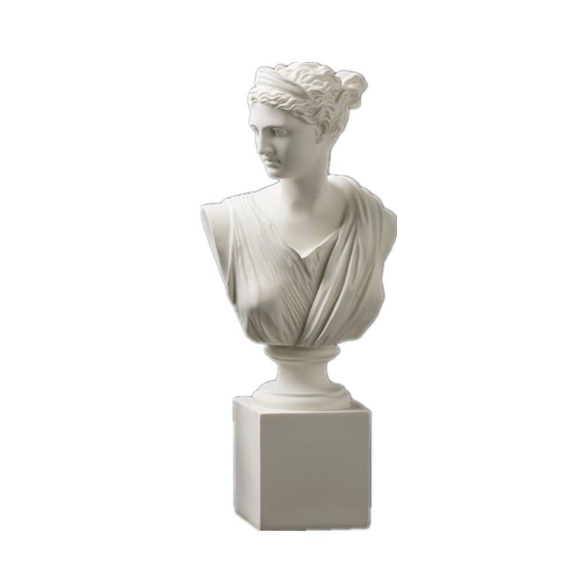Roman Mythology Venus Goddess Statue Aphrodite Art Sculpture Resin Craftwork Home Decorations R938|Statues & Sculptures| |  - title=