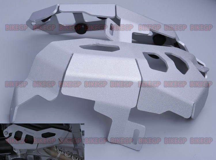 Аксессуары подходит BMW R1200GS приключение холодной воды 13-16 защита шасси защита гидроцилиндра расширение защиты двигателя пластины