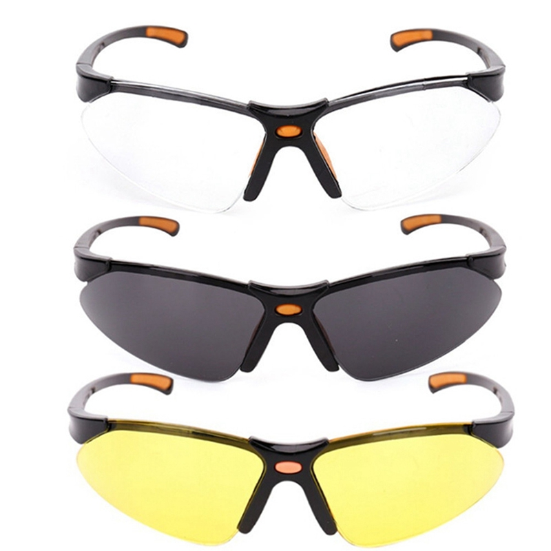 1pcs Eye Protection Safety Glasses Working Glasses Outdoor Riding Goggles Vented Glasses Working Lab Dental(China)