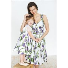 big sister little mom and daughter matching clothes family summer dress mommy me clothing fashion dresses