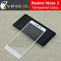 Para xiaomi redmi note 2 vidro temperado cobertura completa cor da tela guard protector film para xiaomi redmi note 2 prime-em estoque