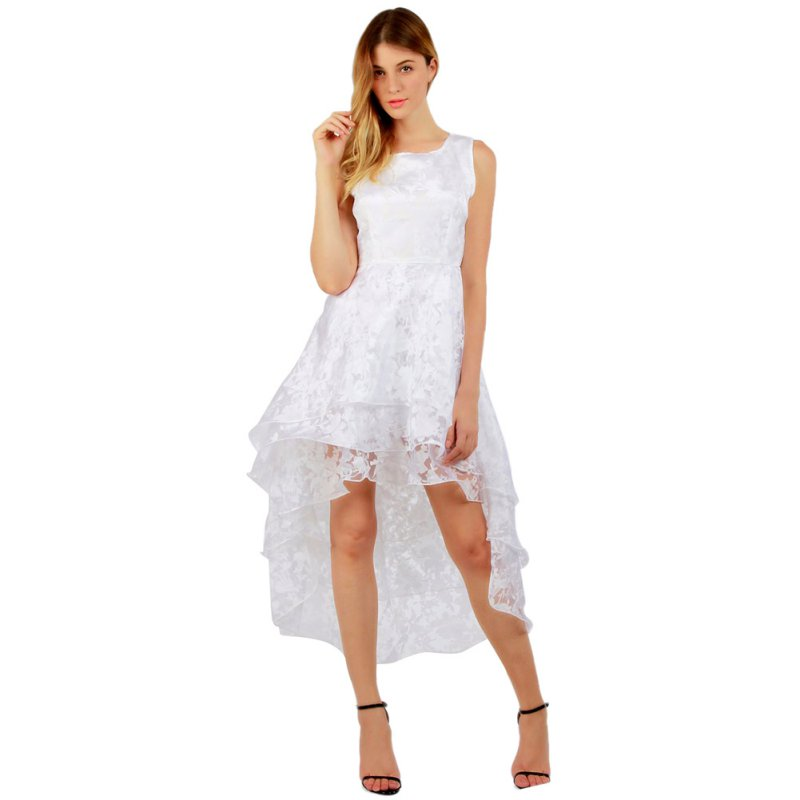 EFINNY Women Lace Dress Summer Vintage Style Vestidos Party Maxi Dresses Elegant Female Sexy Dress