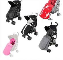 Maclaren Baby Stroller Sleeping Bags Envelope Universal Winter Bedding Warm Pad Mat for kid car Foot Cover Waterproof windproof