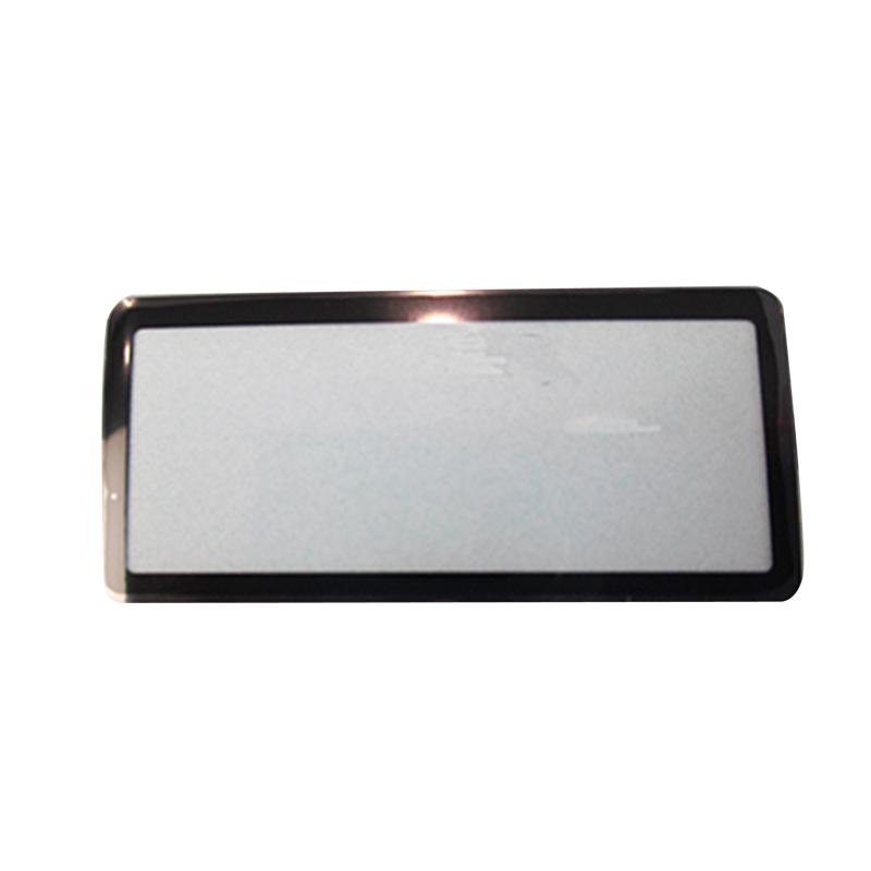 Shoulder Small Externe Glass Screen Top Outer LCD Screen Repair Part for Canon EOS 6D