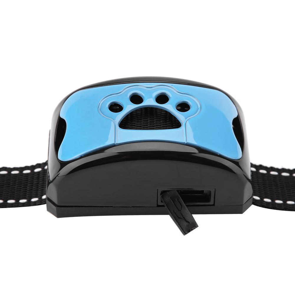 Waterproof and Rechargeable Dog Barking Control Collar with 7 Sensitivity Levels 12