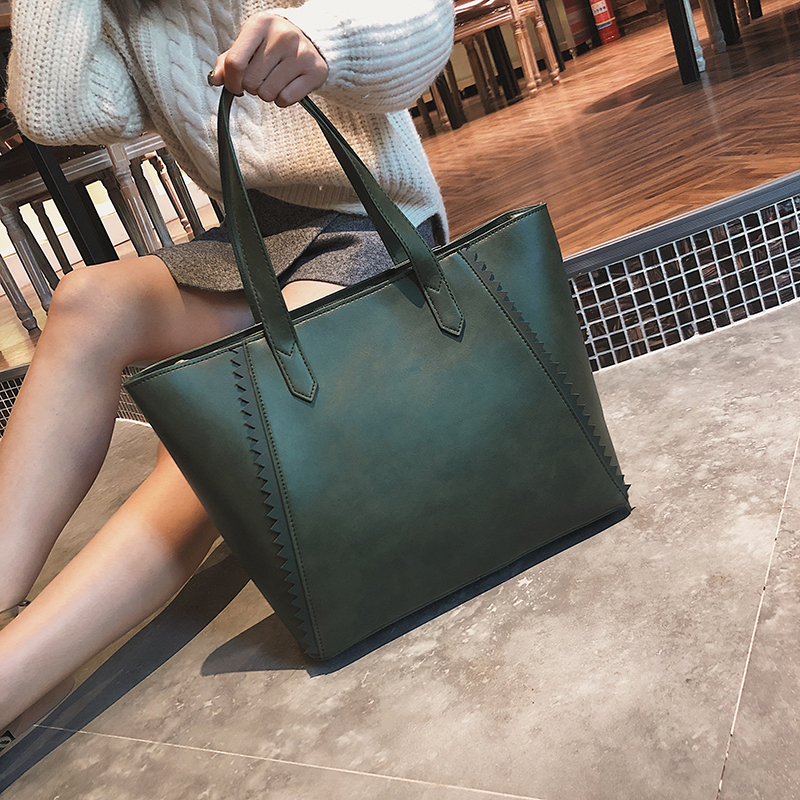 Luxury Brand 2018 Women Handbags High Quality Pu Leather Big Tote Bag Female Fashion Dress Shoulder Bags Casual Handbag for girl micocah fashion women shoulder bag 2 colors quality brand handbags for female pu leather gh50007