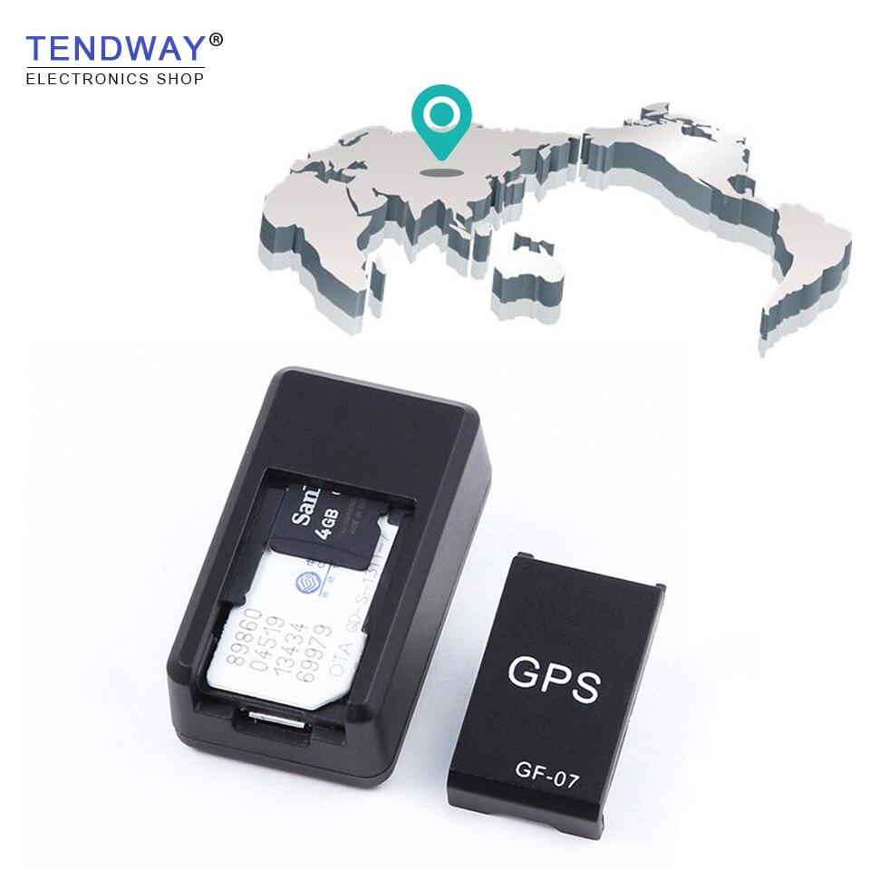Tendway GPS מיקום גשש ה-SIM כרטיס כלי עבור אדם/רכב/רכב מגנטי SOS גשש נגד גניבת רכב ילדים להגן על