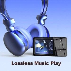 Image 3 - Bluetooth MP3 oyuncu Video Ultra ince dokunmatik ekran MP3 izleyebilirsiniz nova filmler İngilizce MP3 çalar müzik Walkman MP3 fm radyo