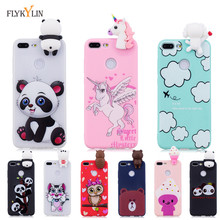 Silicone Case on For Coque Huawei Honor 9 Lite Case Back Cover For Etui Huawei Honor 10 Lite 3D Unicorn Panda Soft Phone Cases marble flower letter phone case for huawei honor 9 lite soft tpu back cover for huawei honor 9 silicone cases coque shell