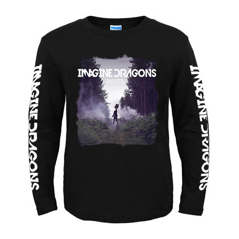 Image 5 - Bloodhoof Imagine Dragons Roots Alternative Rock Indie Pop long 