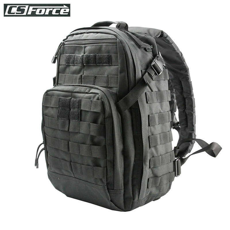 24L Tactical Military Molle Backpack Waterproof Climbing Trekking Camping Hiking Outdoor Sports Travel Rucksacks Multifunctional