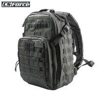 Mochila táctica militar Molle de 24L, impermeable, para escalada, senderismo, Camping, deportes al aire libre, mochilas de viaje multifuncionales
