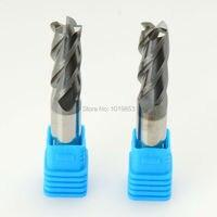 SLONS S200 12 12 75L HRC50 12mm Shank Diameter Solid Carbide End Mill For CNC Machine