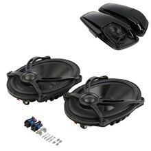 Saddlebag 5x7 Speaker For Harley Touring Electra Street Glide Road King 1994-up цена