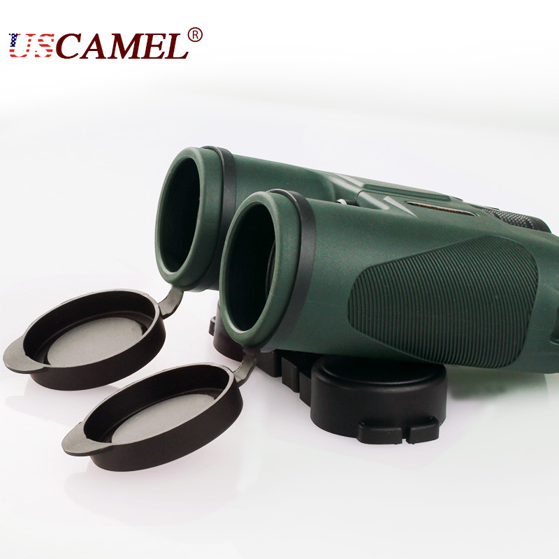 Image 3 - USCAMEL Military HD 10x42 Binoculars Professional Hunting Telescope Zoom High Quality Vision No Infrared Eyepiece Army Green-in Monocular/Binoculars from Sports & Entertainment