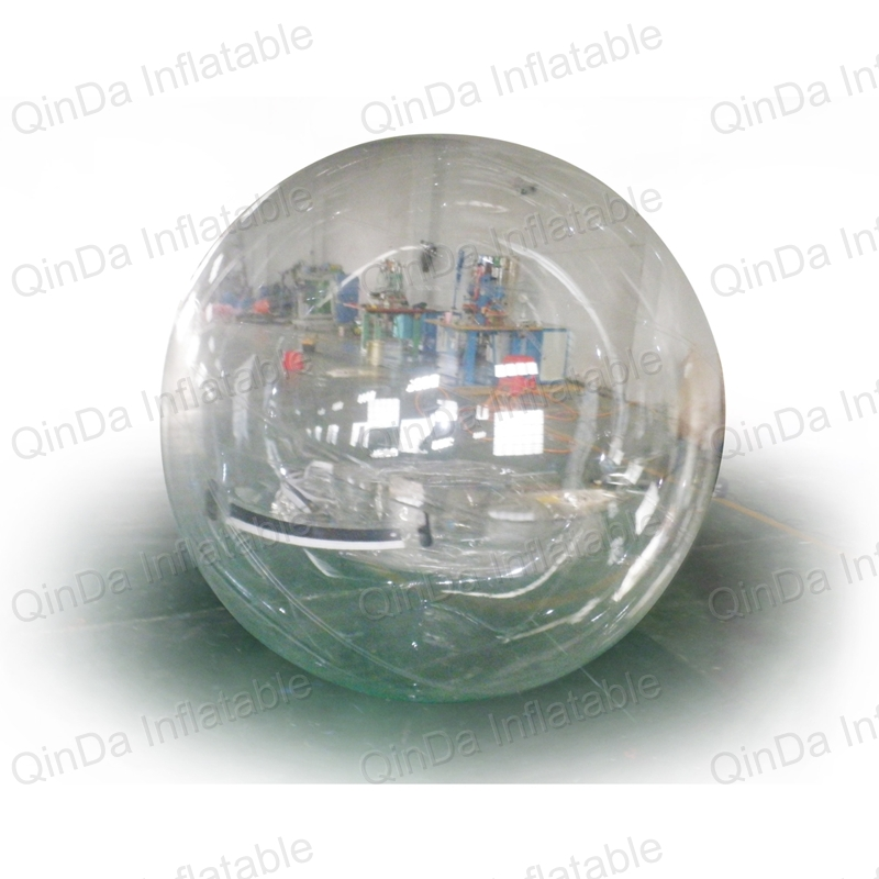 Giant Soccer Ball Inflatable Walking Ball Water Rolling Ball Inflatable Zorb Ball Beach Toys Water Blob