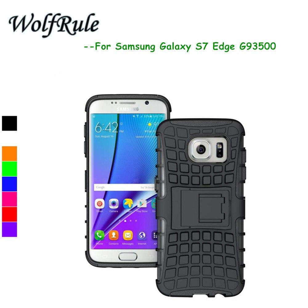 aFor Phone Case Samsung Galaxy S7 Edge Cover TPU+PC Case For Samsung Galaxy S7 Edge Case For