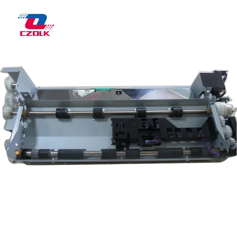 цены Used Original(90%) Registration roller assembly for HP 9000 Registration Unit For Hp 9050 Paper tray feeder RG5-5663-060CN