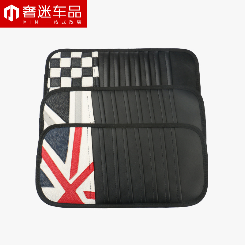 1pcs 32cm 15cm union jack flag Sun screen clip Bill CD clip car styling Auto Accessories for BMW MINI cooper clubman countryman in Stowing Tidying from Automobiles Motorcycles