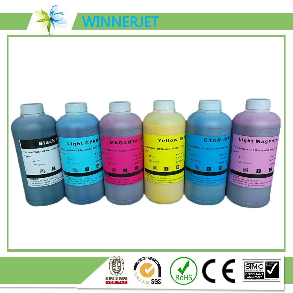 Buy Designjet 5500 Ink Uv And Get Free Shipping On Hp 81 680 Ml Black Dye Cartridge Original