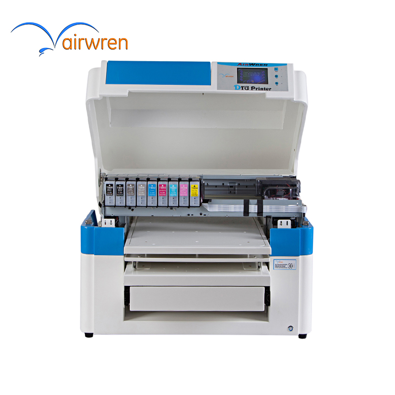 Large Fabric Printing Machine For Sale Dtg Printer For WIN7/WIN8/WIN10