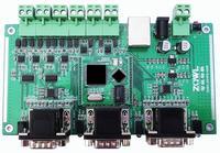 Intelligent Embedded Serial Server 6 Serial Port To RJ45 Things 485 232