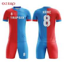 Customize soccer jersey guangzhou china Adult football shirt comfortable  football training equipment breathable soccer uniforms( c2de544f515ce