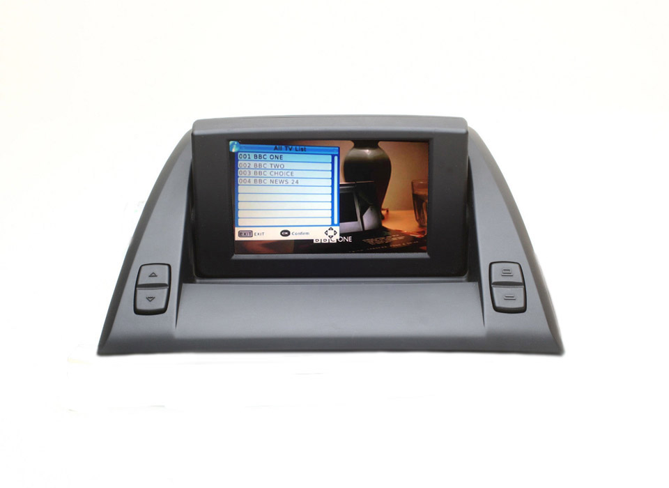 DVB T de TV Digital Para BMW X3 E83