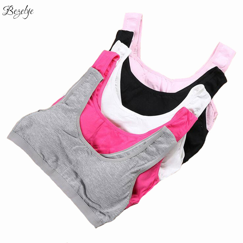 Girls First Bra For Teens Tops For Girls Underwear Cotton Kids Teenage Clothes Girl -2904