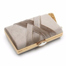 Top Quality Suede Purse
