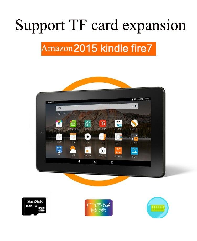 Nouveau 7 pouces Kindle Fire 7 tablette 8G e livre lecteur électronique livre tablette PC ereader écran tactile tablette - 5